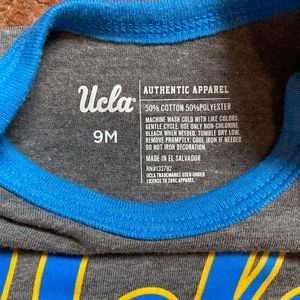 UCLA Authentic Apparel One Pieces - UCLA baby onesie